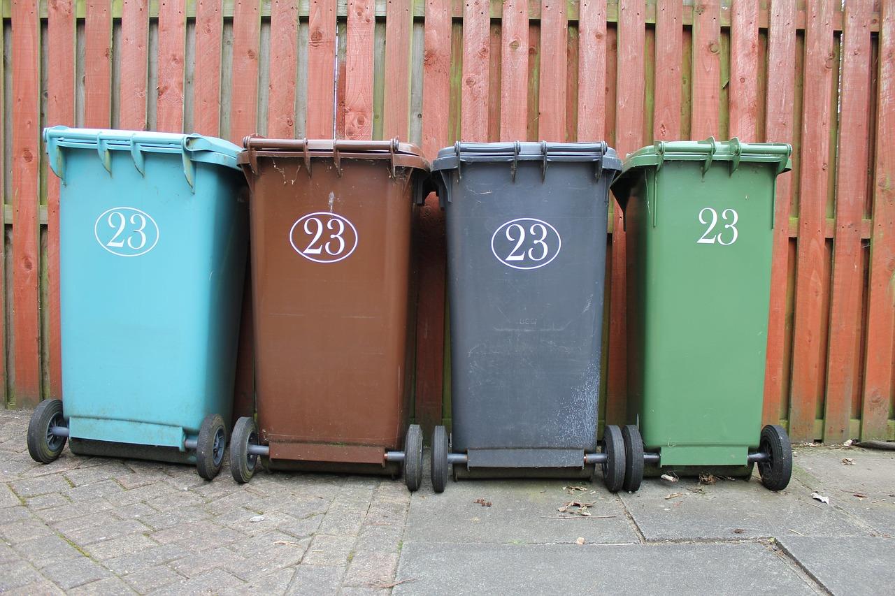Collectes des déchets et emballages ménagers
