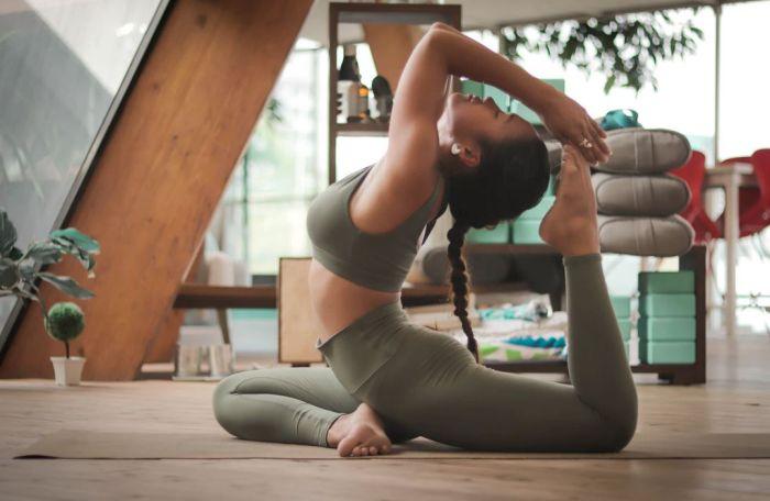 etiremment de yoga